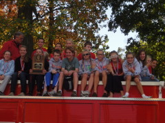 Metamora/St. Mary's XC Girls 4th @ State
