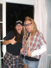 Wayne and Garth 2008!!