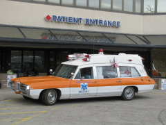 1969 Pontiac Ambulance by Superior
