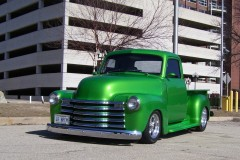 Our 1948/50/51 Chevy Pickup