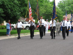 Memorial Day, Mashington, IL