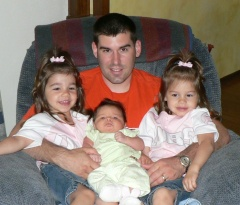 Daddy & His Little Princesses