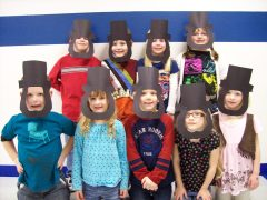 Happy Presidents Day! From Kindergarten