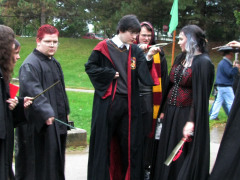 Return to Hogwarts 2010