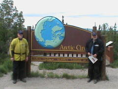 Local Boys Reach Arctic Circle