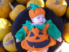 Our Little Pumpkin