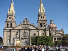 I've been everywhere - Guadalajara, Mexico