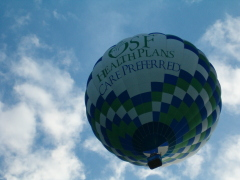 OSF Hot Air Balloon