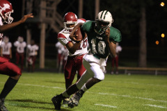 Richwoods tops Central on senior night