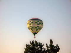 Perfect Night for a Balloon Ride!