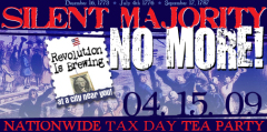 Nationwide Tax Day Tea Party