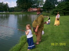 Kids' Fishing Derby at Heritage Days
