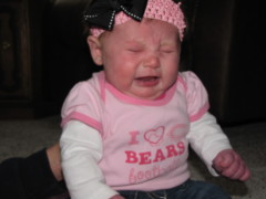 Bears didn't win! So Sad!