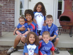 My KIDS ARE ALL CUBS FANS!!