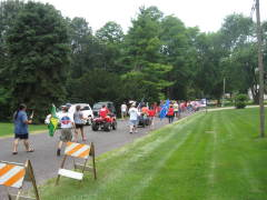 Glenn and Clare host 30th annual picnic