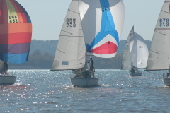 Last regatta of the year ...