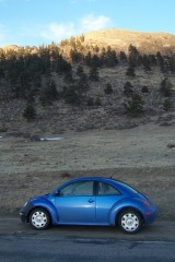 45 mpg 2000 VW Beetle