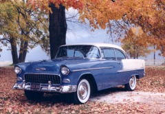 1955 Chevy Bel-Air - all original -  V-8