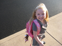 Look Out Kindergarten! Here comes Belle!