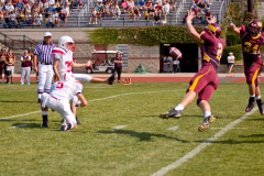 East Peoria Homecoming game vs Pekin