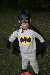 My super hero!