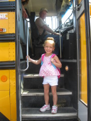 Madison Long-First Day Of School