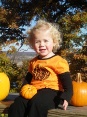 Our little punkin