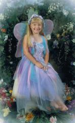 Nikki as a Fairy