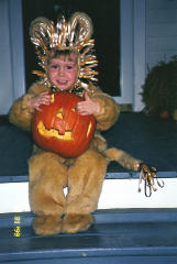 cutest/lion pumpkin