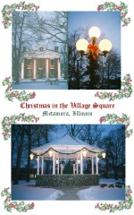 Christmas in the Village Square