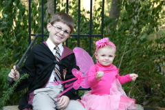 Harry Potter and a Fairy, Oh My!!