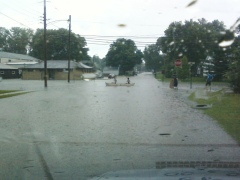 Tremont Floods