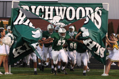 Richwoods beats Manual for Homecoming