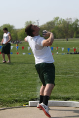 Richwoods over Central in boys track