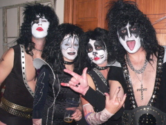 KISS is back!! or is it?