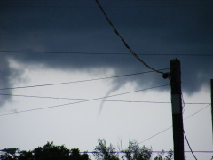 Friday the 13th Funnel cloud