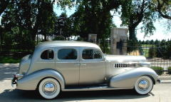 1936 Caddilac 4 Door Sedan