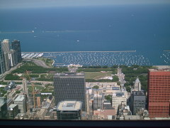 Taken from the Sears Tower in Chicago