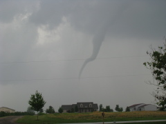 Watch out Terry!!!  Funnel in Washington