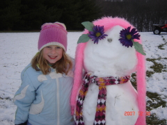 Grace and Snow Lady