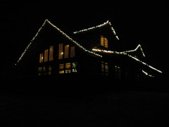 Our Home on the Hill. Merry Christmas.