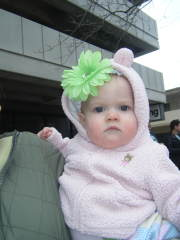 Baby's 1st St. Pat's Day in Peoria