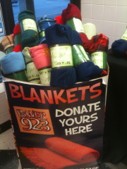 Power 92.3 Blankets Central Illinois