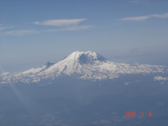 Beautiful Mt. Rainier - Washington State