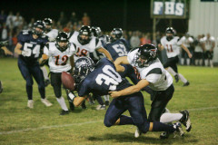 Fieldcrest Varsity Football 2007