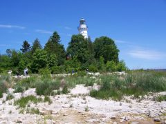 Door County Light House