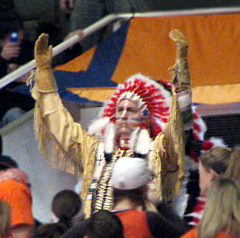 CHIEF ILLINIWEK??