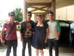 JoBros make time for fans.