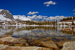 Crystal Clear Moutain Lakes