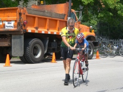 First year at RAGBRAI